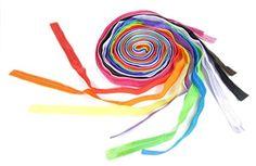 "HipGirl Ribbon, Trim and Elastic Value Pack (12x1yd 5/8"" FOE Fold Over Elastic for Stretch Headbands) HipGirl http://www.amazon.com/dp/B00PLXPUJ2/ref=cm_sw_r_pi_dp_0c3fxb1AHNRHY  20 each"