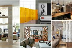 20 Unique And Contemporary Room Dividers