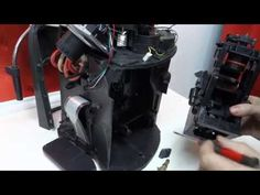Saeco Odea - Leaks and Problems - YouTube