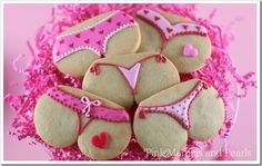 @Vannary Thach-Song bridal shower cookies?