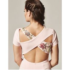 Kashmira # sexy back # hand crafted # cocktail look #