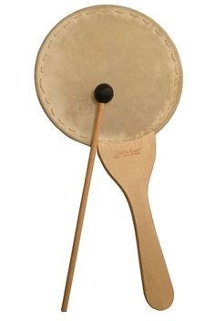 Mid-East Paddle Drums