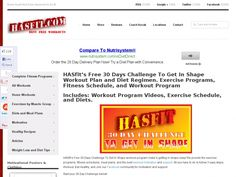 HASfit - Best Free Workouts, Fitness Programs, Exercise Videos