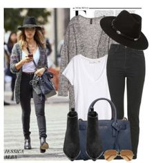 Celebrity Style: Jessica Alba