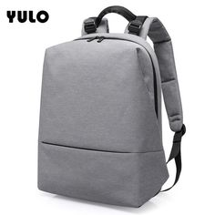 834cc5dc295a TUGUAN 2017 Fashion Man Waterproof Laptop Backpack Simple Travel Business  Casual Solid Back Pack Men School Bags for Boys