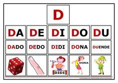 Atividades de Sílabas e palavras para imprimir Alphabet Activities, Preschool Activities, Mickey Coloring Pages, Preschool Journals, Portuguese Lessons, Literacy, Homeschool, Teaching, Games