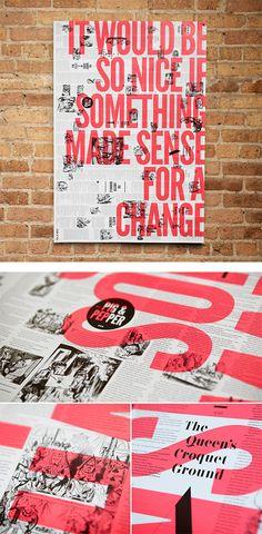 Storybook Posters by Brandt Brinkerhoff & Katherine Walker