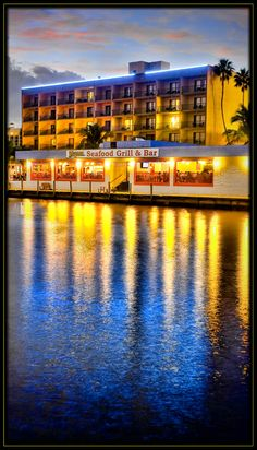 Down at the Sunset Grill - North Fort Myers, Florida