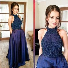Long Prom Dress Evening Party Gown pst0846