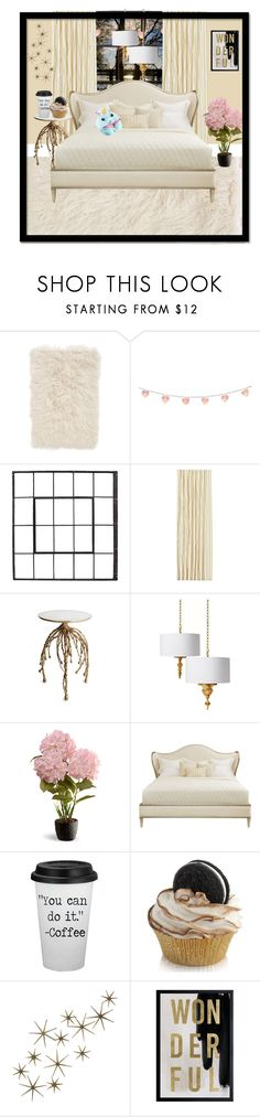 """""""cousin's room"""" by rafinhachimati ❤ liked on Polyvore featuring Nordstrom, Ladybird, National Tree Company, Global Views and Oliver Gal Artist Co."""