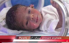forced-antibiotics-newborns. (Insanity)