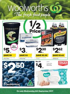 Woolworths Catalogue 6 - 12 September 2017 - http://olcatalogue.com/woolworths/woolworths-catalogue.html