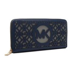 Welcome To Our Michael Kors Colgate Logo Signature Large Navy Wallets Online Store