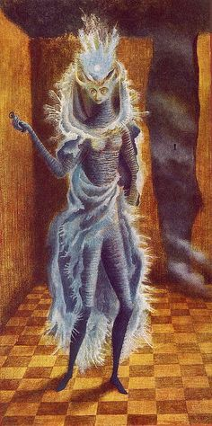Remedios Varo - The Minotaur