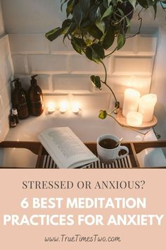 Are you struggling with stress and anxiety? Find the best meditation practices to decrease stress, manage anxiety, improve sleep and energy, become more positive, and help your body to relax, increase self-care, self-esteem, self-awareness, improve your mental health, and practice mindfulness! #mentalhealth #meditations #selfcare #mindfulness #anxiety Best Meditation, Meditation Practices, Meditation For Anxiety, Meditation For Beginners, Meditation Benefits, Meditation Techniques, Mindfulness Meditation, Guided Meditation, Anxiety Tips