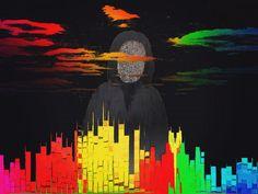 # Glitch Art Abstract City 4k Wallpapers 1920x1080, Joker Wallpapers, Widescreen Wallpaper, Gaming Wallpapers, Rainbow Wallpaper, City Wallpaper, Nature Wallpaper, Custom Wallpaper, Abstract City