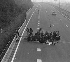 Autofreier Sonntag 1973