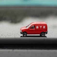 Renault Kangoo 1.4. Japan Post こんなカングー実際に見たことがない