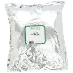 Frontier Herb Sweet C/s Basil Leaf (1x1lb)