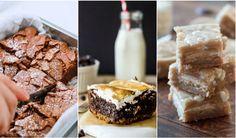 Ropogós, krémes és forró! A tökéletes brownie és ínycsiklandozó variációi Brownies, English, Food, Cake Brownies, Eten, English Language, Meals, Diet