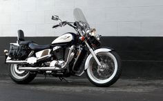 honda Shadow VT 1100 Ace
