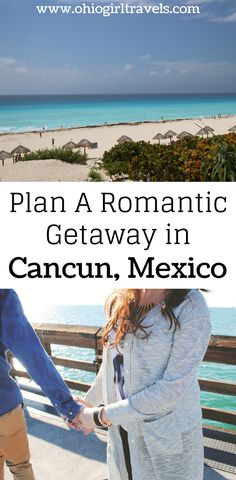 Cancun is a breathtaking beach city in Mexico. Click through to find out the best things to do in Cancun, where to stay in Cancun, why we love all-inclusive resorts in Cancun, and how to have a romantic getaway in Cancun, Mexico. You'll definitely want to save this to your travel board.