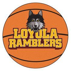 Enliven the decor of your interior space with the FANMATS 2 ft. x 2 ft. Displaying a Kent State University logo, this tufted rug will capture the spirit of the game and your passion for the sport. Loyola Ramblers, Chicago Logo, Loyola University Chicago, State University, Chicago Basketball, Round Area Rugs, Area Rug Sizes, Floor Mats, Colorful Rugs