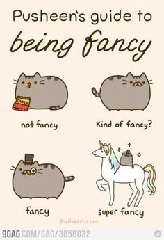 I'm fancy!!  It's true, check out my Halloween pic!