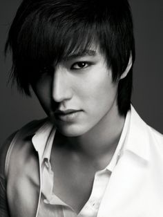 I could promise he is making many woman jealous out there...with the eyeliner...
