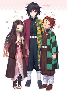 Kimetsu no Yaiba (Demon Slayer) Image - Zerochan Anime Image Board Comic Anime, Otaku Anime, Anime Angel, Anime Demon, Manhwa, Anime Siblings, Manga Dragon, Slayer Meme, Familia Anime