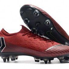 brand new 9371f ae22c Botas De Futbol Nike Mercurial Vapor XII Elite SG AC Rojo Gris Metálico  Crimson