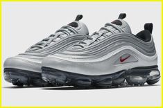size 40 78bf1 332c3 The Nike Air VaporMax 97 Silver Bullet is featured in its official images  and its dropping at Nike stores later this month.