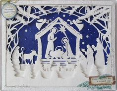 Painting mural drawing New Year Christmas Christmas Applique Cut panels Paper Adhesive Photo 1