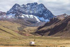 Perfect place to camp - Pérou I Sineyes