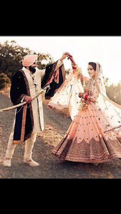 New photography ideas poses men brides ideas Sikh Wedding Dress, Wedding Sherwani, Indian Wedding Outfits, Wedding Poses, Wedding Photoshoot, Wedding Couples, Wedding Shoot, Indian Outfits, Wedding Ideas