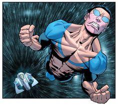 Invincible Comics Issue The Viltrumite War Hq Marvel, Marvel Dc Comics, Comic Books Art, Book Art, Invincible Comic, Best Superhero, Image Comics, Comics Universe, Comic Artist