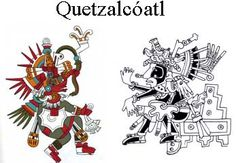 dioses aztecas quetzalcoatl - Buscar con Google