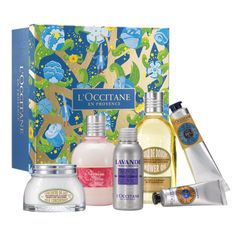 Best of L'OCCITANE Collection    Just got this for Christmas - my best friend loooooves me so much!