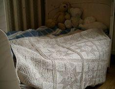 Ravelry: Sampler Blanket pattern by Martin Storey Star Patterns, Crochet Patterns, Knitting Projects, Knitting Ideas, Christmas Knitting, Vintage Looks, Ravelry, Knit Crochet, Blanket