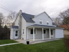 Adorable 2 story vinyl sided home in Central Cambria School District. Main floor features foyer w double closets. eat-in kitchen w laminate flooringlaundry room right off kitchen living room with ww carpeting and full bath w jetted tub shower and vanity. 2nd floor has 3 carpeted bedrooms w closets and another full bath w tubshower and vanity. Full unfinished basement. 10 x 12 Shed. Mud room. Ask about a one year home warranty. Call today to schedule a tour