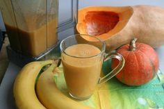 Smoothies for Hormone Balance: Best Detox Ingredients + Recipes To Use Smoothies Banane, Yogurt Smoothies, Apple Smoothies, Healthy Smoothies, Detox Smoothie Recipes, Smoothie Cleanse, Smoothie Bowl, Healthy Pumpkin Pies, Pumpkin Pie Smoothie