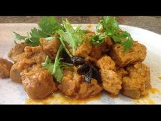 Soya Chunks Recipe With Video. Learn to cook by www.proudlyindian.co.za