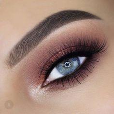 Pure Perfection!  @makeupbyan   #makeup