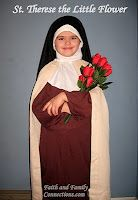 DIY Saint Costumes- lots of choices!