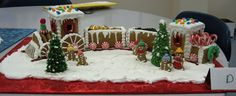 Gingerbread Train, Gingerbread House Template, Gingerbread Village, Christmas Gingerbread House, Holiday Crafts For Kids, Diy Christmas Gifts, Christmas Treats, Xmas, 1st Birthday Photoshoot