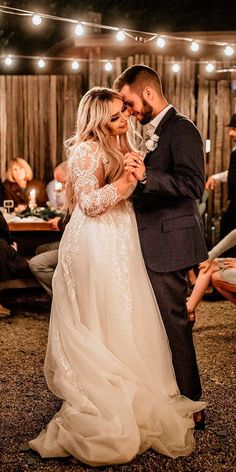 Plus-Size Wedding Dresses: A Jaw-Dropping Guide ❤ See more: http://www.weddingforward.com/plus-size-wedding-dresses/ #weddingforward #bride #bridal #wedding