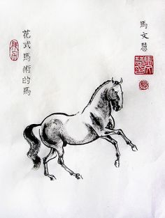 chinese_dressage_horse   Flickr - Photo Sharing!