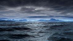 Картинки по запросу ледовитый океан буря