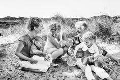 vier generatie fotoshoot, four generations, dunes, photoshoot, family, familie