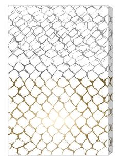 Organic Net (Canvas) by Oliver Gal at Gilt